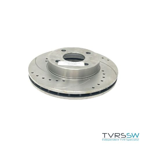 Brake Disc Front Vented 260MM - J0146B